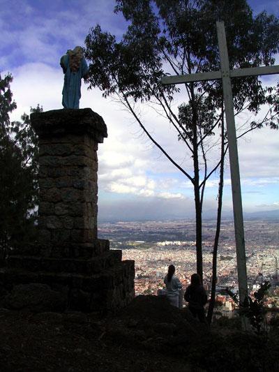 Fear(less) in Bogotá