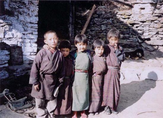 Happiness in Bhutan