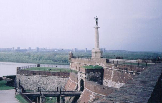 Belgrade: city of monuments