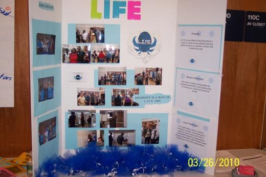 My L.I.F.E. story