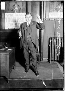Chicago Mayor William Hale Thompson
