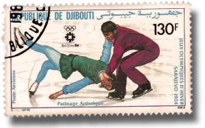 Djibouti Stamp