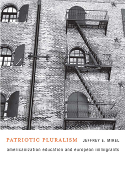 Patriotic Pluralism book cover