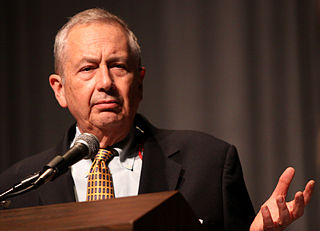 Larry Pratt speaks at 2011 political conference