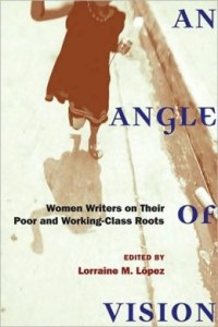 Book cover of An Angle of Vision