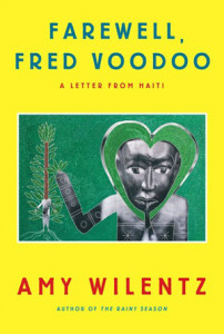 Farewell, Fred Voodoo book cover