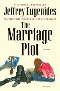 Book cover for The Marriage Plot