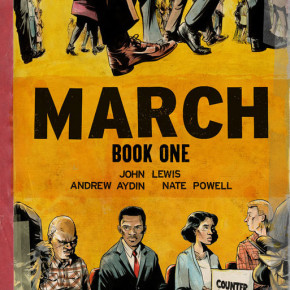 The Long March: A Review of John Lewis's Graphic Novel