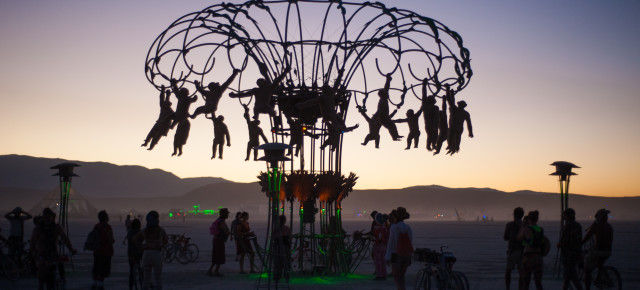 Burning Man's Economy of Loving-Kindness