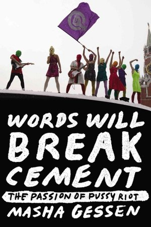 """Words Will Break Cement"" book cover"