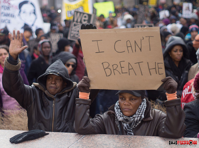 Today, Tell Your Family That Black Lives Matter