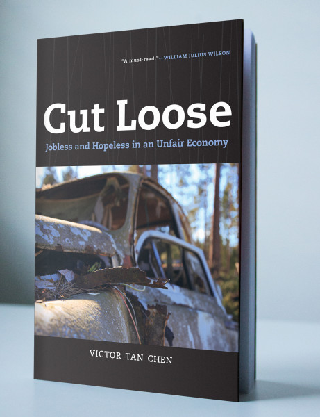 Cut Loose book cover